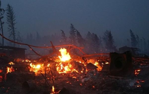 Почти все пожары в Турции удалось потушить