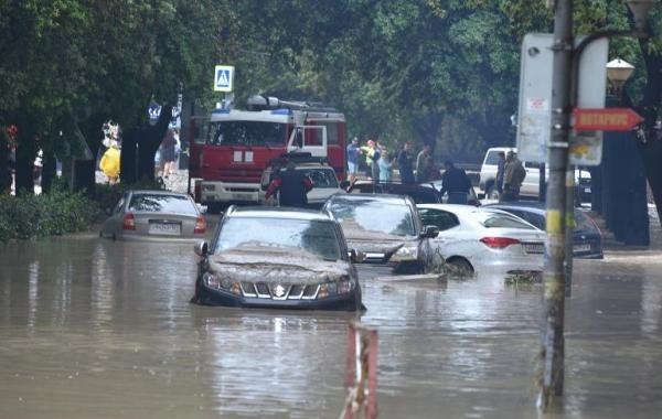 Появилась актуальная информация о ситуации в Анапе из-за наводнений