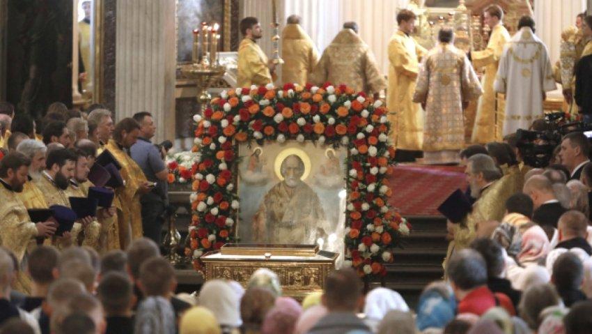 Православная церковь 11 августа 2021 года отмечает Рождество святителя Николая Чудотворца