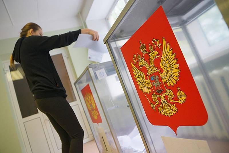 Рейтинг «Единой России» в предвыборной гонке равен 28%, — ВЦИОМ