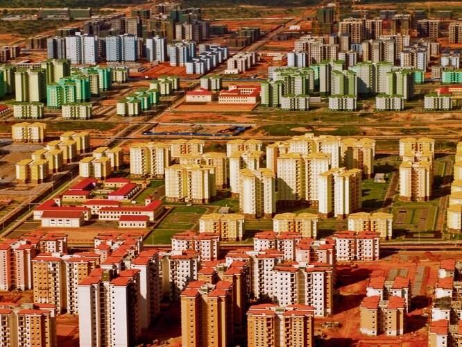 4 города в которых никогда не жили люди