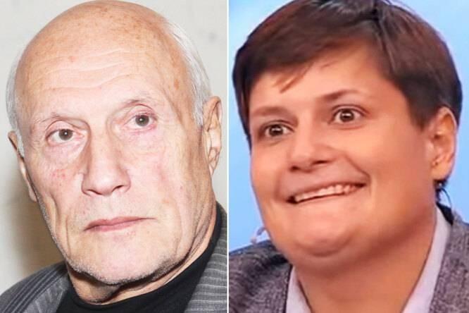 Внебрачная дочь Алекесандра Пороховщикова объявилась спустя десять лет после смерти артиста
