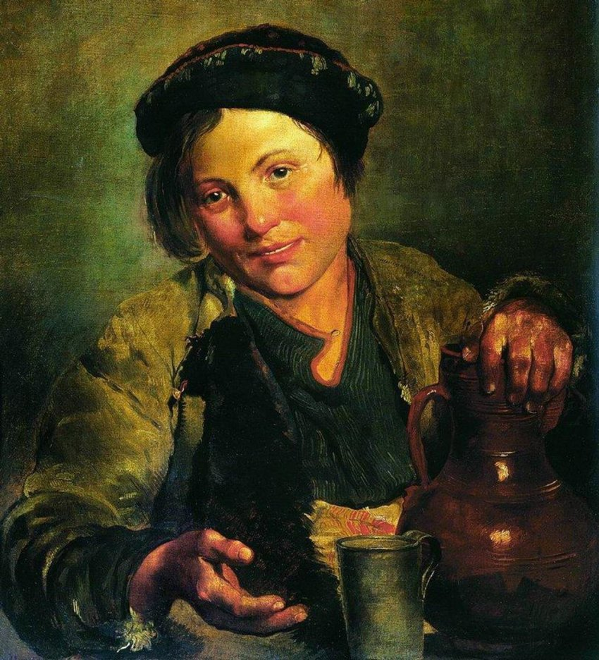 Главный русский напиток: Кто придумал квас?
