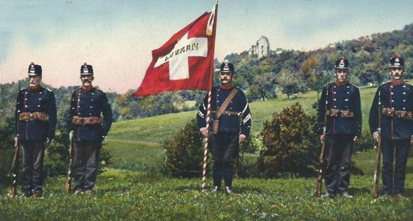 Почему Швейцария не участвовала в мировых войнах