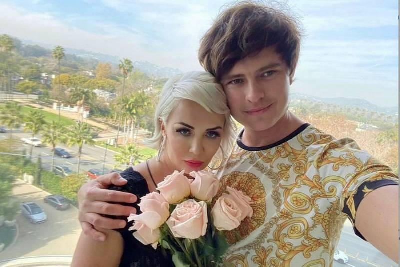 В США скончалась супруга музыканта Прохора Шаляпина Татьяна Клаудиа Дэвис