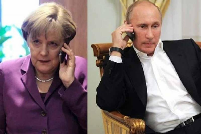 Владимир Путин принимает поздравления с днем рождения от зарубежных коллег