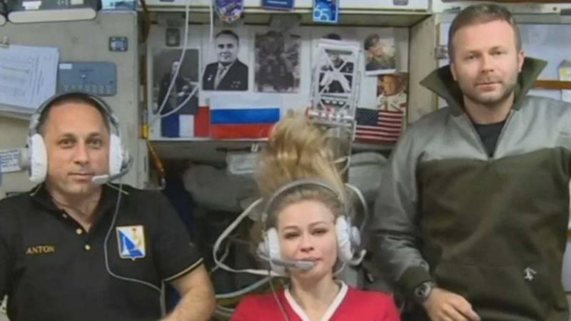 Дата возвращения из космоса «киноэкипажа» во главе с Пересильд и Шипенко