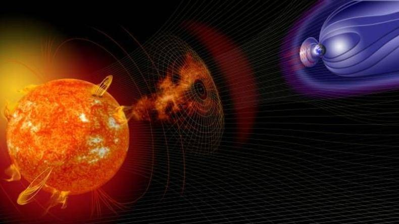 Прогноз магнитных бурь сегодня 14 октября 2021 года: самочувствие у метеозависимых людей