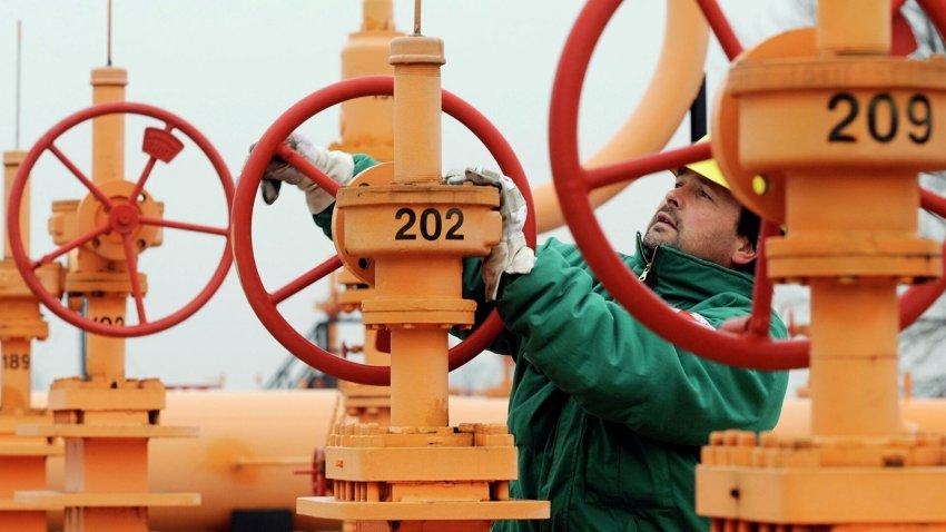 Новый рекорд: цена природного газа в Европе приблизилась к отметке $1250 за 1 тыс. куб. метров