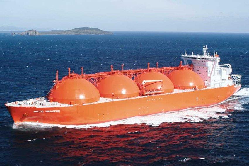 Азия «обыграла» Европу на рынке сжиженного природного газа